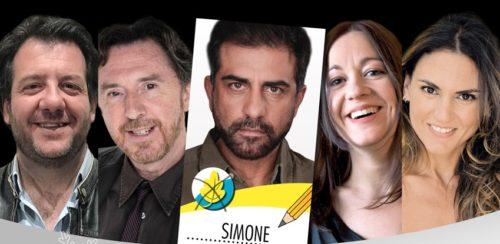 A Capodanno tutti da me con Simone Montedoro, Toni Fornari, Giancarlo Ratti al Teatro Golden di Roma