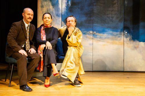 Tre comici di Zelig al Pacta Salone con Andiamo da Dio (gli dobbiamo parlare)