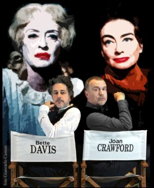 """""""Che Fine Hanno Fatto Bette Davis e Joan Crawford?"""", lo spettacolo in prima nazionale all'OFF/OFF Theatre di Roma"""