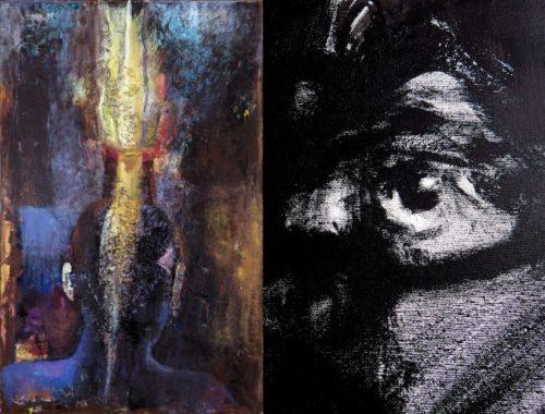 Corpi Narranti, le opere di Renata Maccaro e Angela Botta in mostra al MagmaLabSpace di Roma