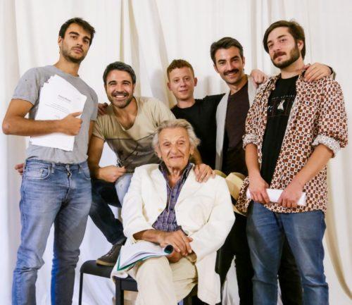 L'OFF/OFF Theatre di Roma, apre il sipario sulla terza stagione con la pièce Dialoghi/Platone