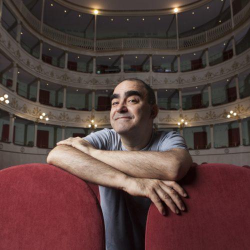 Il Grigio di Giorgio Gaber e Sandro Luporini in scena al Sala Umberto di Roma