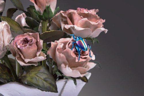 Bertozzi & Casoni. Elogio dei fiori finti al Museo Morandi di Bologna