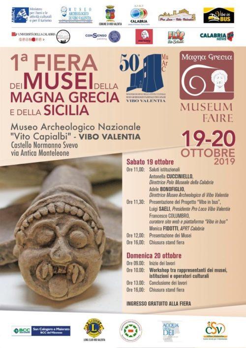 1ª Fiera dei Musei della Magna Grecia e della Sicilia