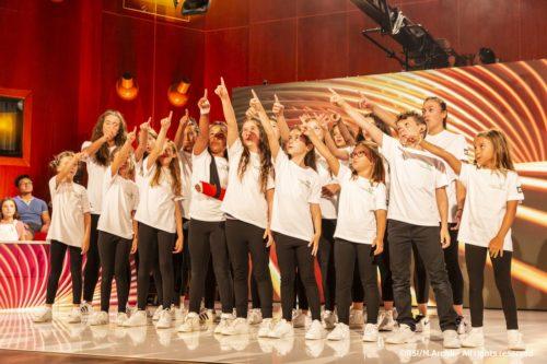 """""""Filling the music"""" è il primo coro pop di lingua italiana formato da bambini e ragazzi che ha totalizzato 100 milioni di visualizzazioni su Youtube"""