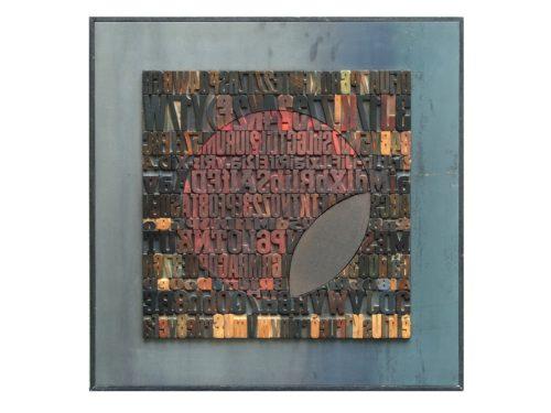 Alfabeti pittorici. In mostra le opere scelte dagli anni '60 ad oggi dal 30 ottobre a Reggio Emilia