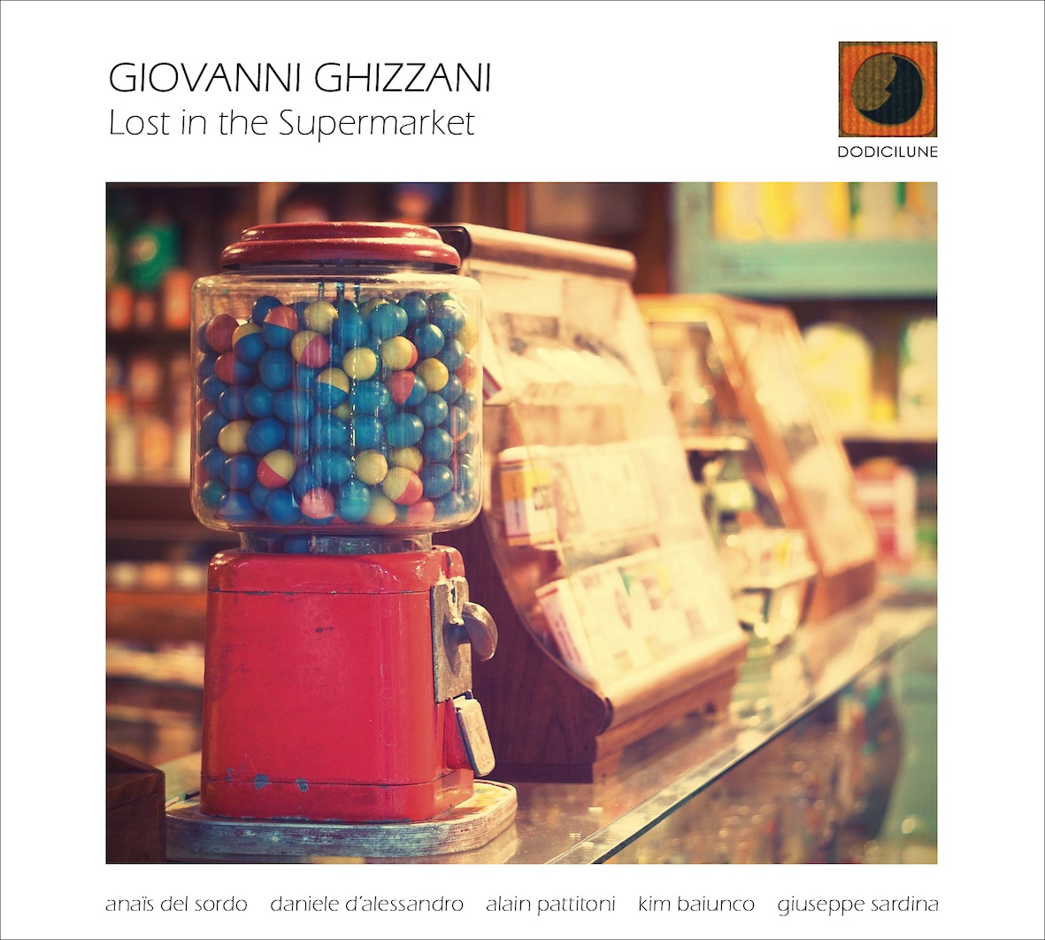 Lost in the supermarket, il disco d'esordio di Giovanni Ghizzani