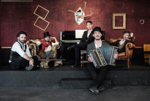 """""""Vlado"""", il nuovo singolo del quintetto strumentale Guappecarto"""