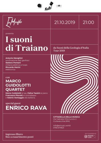 Marco Guidolotti Quartet special guest Enrico Rava a