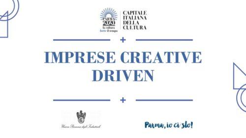 Parma 2020 Imprese Creative Driven