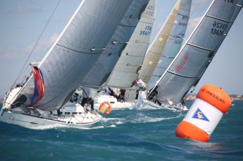 Oltre 80 barche al via per il Campionato Invernale di Roma
