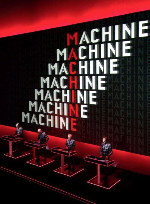 I Kraftwerk tornano in Italia con il loro concerto 3D al Teatro degli Arcimboldi di Milano