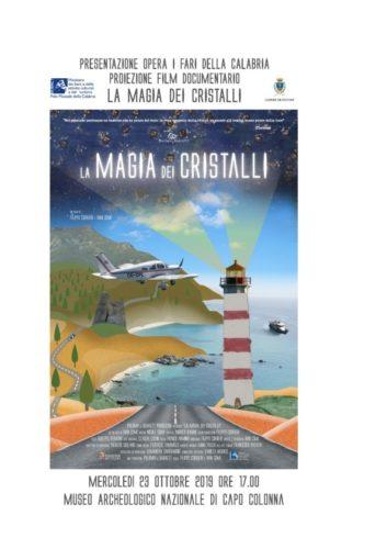 La magia dei cristalli, il docufilm realizzato da Filippo Corrieri ed Ivan Comi