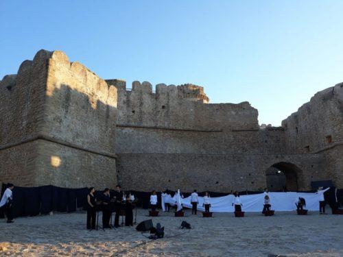 """Fortezza di """"Le Castella"""" a Isola Capo Rizzuto, boom di visite e ora al lavoro per pronta riapertura"""