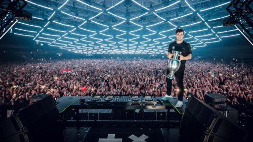Martin Garrix nominato Official Music Artist di Uefa Euro 2020!