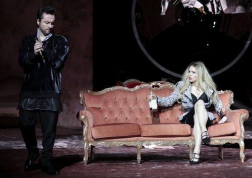 Il tenore Matteo Macchioni torna sul palco del Theater Freiburg per interpretare Don Ottavio nel