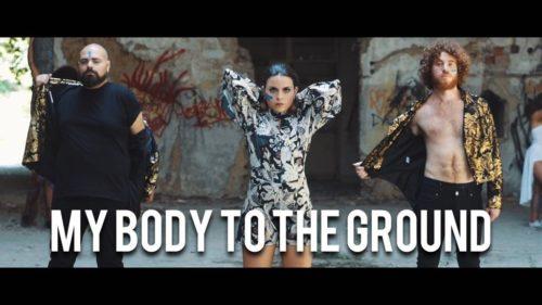 My Body to The Ground è il secondo singolo degli OX-INEdit name