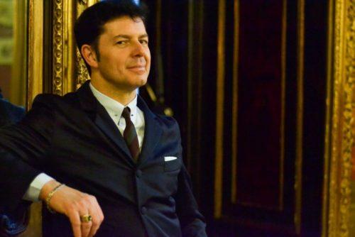 Il leader degli Statuto OSCAR torna in concerto per presentare al pubblico Sentimenti Travolgenti