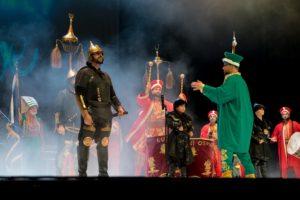 Ottoman Sufi Night a Roma: dervisci rotanti al Teatro Argentina