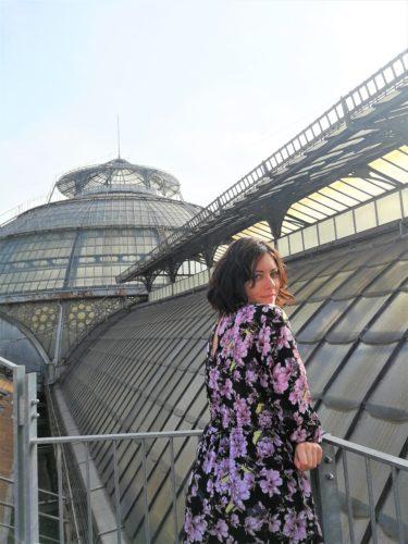 """Paola Caronni e la sua """"Milano in tour"""""""