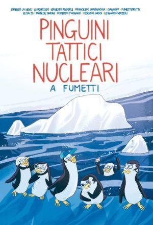 Pinguini Tattici Nucleari: anche Verdura è Disco d'oro. Il fumetto sulla band sarà presentato a Lucca
