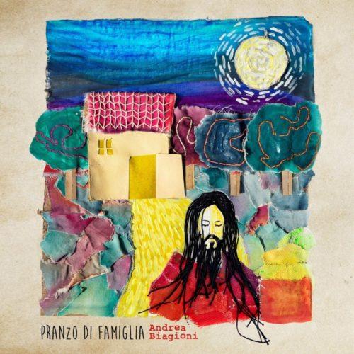 """""""Pranzo di famiglia"""", il nuovo album del cantautore toscano Andrea Biagioni"""