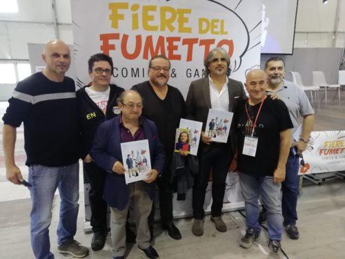 Presentata a Bologna l'Associazione Figurine Forever e i progetti futuri