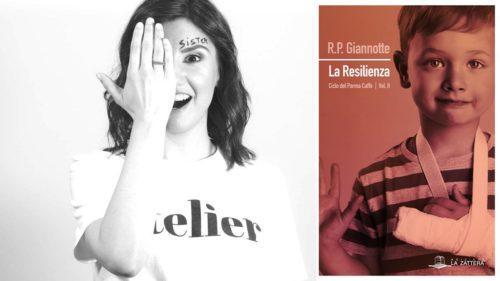 """""""La resilienza"""", il nuovo romanzo della scrittrice R.P. Giannotte"""