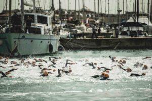 Revolution Triathlon Internazionale di Roma, lo show al Porto Turistico di Roma