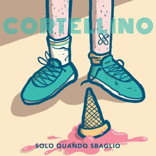 """""""Solo quando sbaglio"""", il nuovo album di Cortellino"""