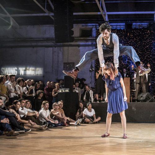 La settima edizione dello SWING'N'MILAN si sposta al Time Club di Via Tullo Massarani a Milano