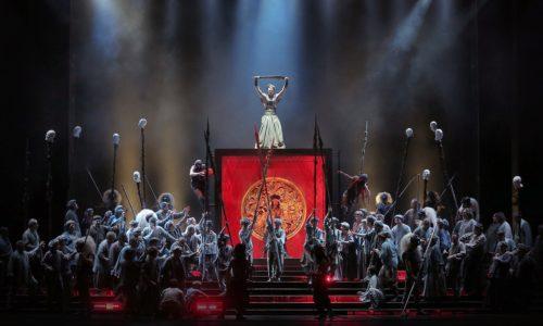 Turandot, l'ultimo capolavoro di Giacomo Puccini, va in scena al Teatro Verdi di Padova