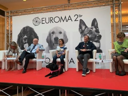 """""""Un lavoro da cani"""", evento dedicato agli animali da compagnia e promosso da Euroma 2"""