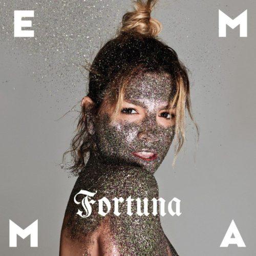 Fortuna, il nuovo album di inediti di Emma entra direttamente al primo posto della classifica dei dischi più venduti della settimana
