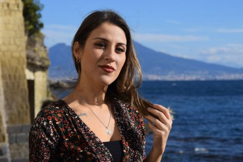 Cristina Cafiero tra i finalisti di Sanremo Giovani