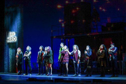 Balliamo sul mondo il musical con i più grandi successi di Luciano Ligabue fino al 27 ottobre al Teatro Nazionale CheBanca