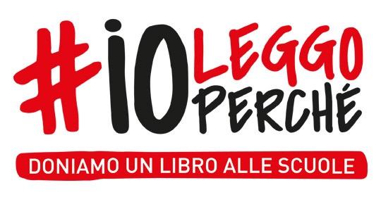 #IOLEGGOPERCHÉ. Arrivano le giornate di raccolta dei libri a sostegno delle biblioteche scolastiche e di quelle di lettura nelle scuole