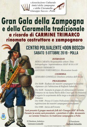 Rosa Carafa: censire e catalogare i beni materiali e immateriali di zampogne, ciaramelle, flauti…delle regioni del Sud