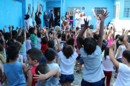Teatri Senza Frontiere - conclusa la X edizione nelle favelas di San Paolo in Brasile