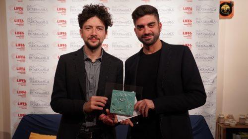 LIFF6: A Giuseppe Stasi e Giancarlo Fontana il Premio Paolo Villaggio
