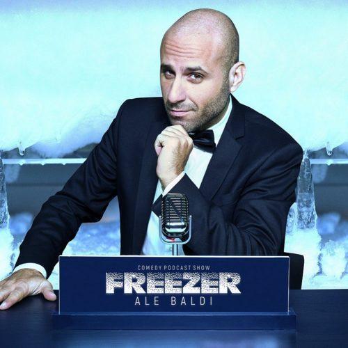 Ale Baldi torna sul web con Freezer, il primo comedy podcast italiano