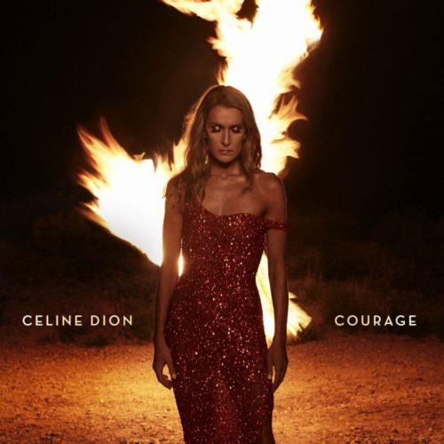 Courage, l'album di inediti in inglese di Celine Dion