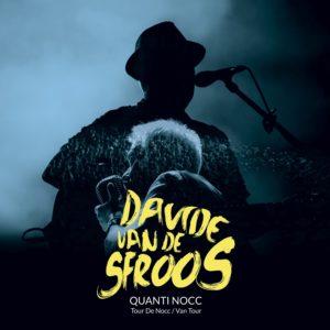 Davide Van De Sfroos al Teatro Dal Verme di Milano per un concerto esclusivo in occasione del suo compleanno