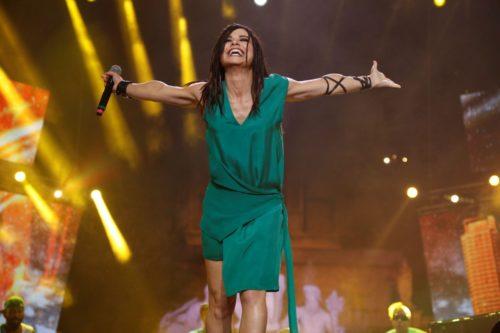 """Dolcenera live al Teatro della Luna di Assago con il tour """"Diversamente Pop"""""""