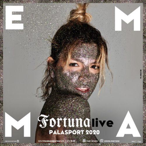 EMMA, sold out il concerto all'Arena di Verona, a ottobre al via Fortuna Live