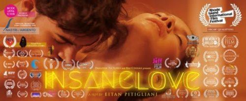 """Eitan Pitigliani a Napoli tra i finalisti di CortiSonanti con il corto """"Insane Love"""""""
