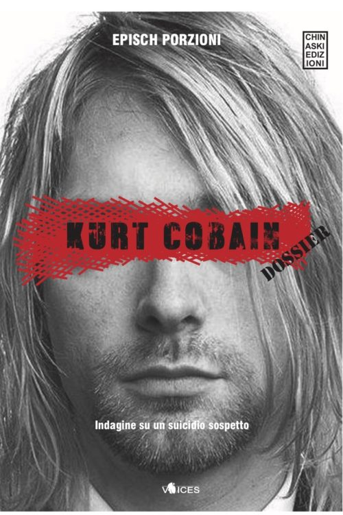 Esce Kurt Cobain Dossier