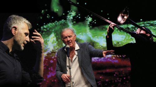 Flow – La mente latente con Michele Cassetta e Gene Gnocchi al Teatro Alighieri di Ravenna