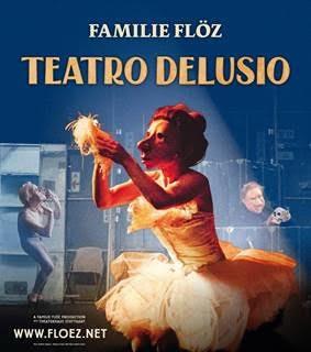 Familie Flöz presenta Teatro Delusio al Sala Umberto di Roma
