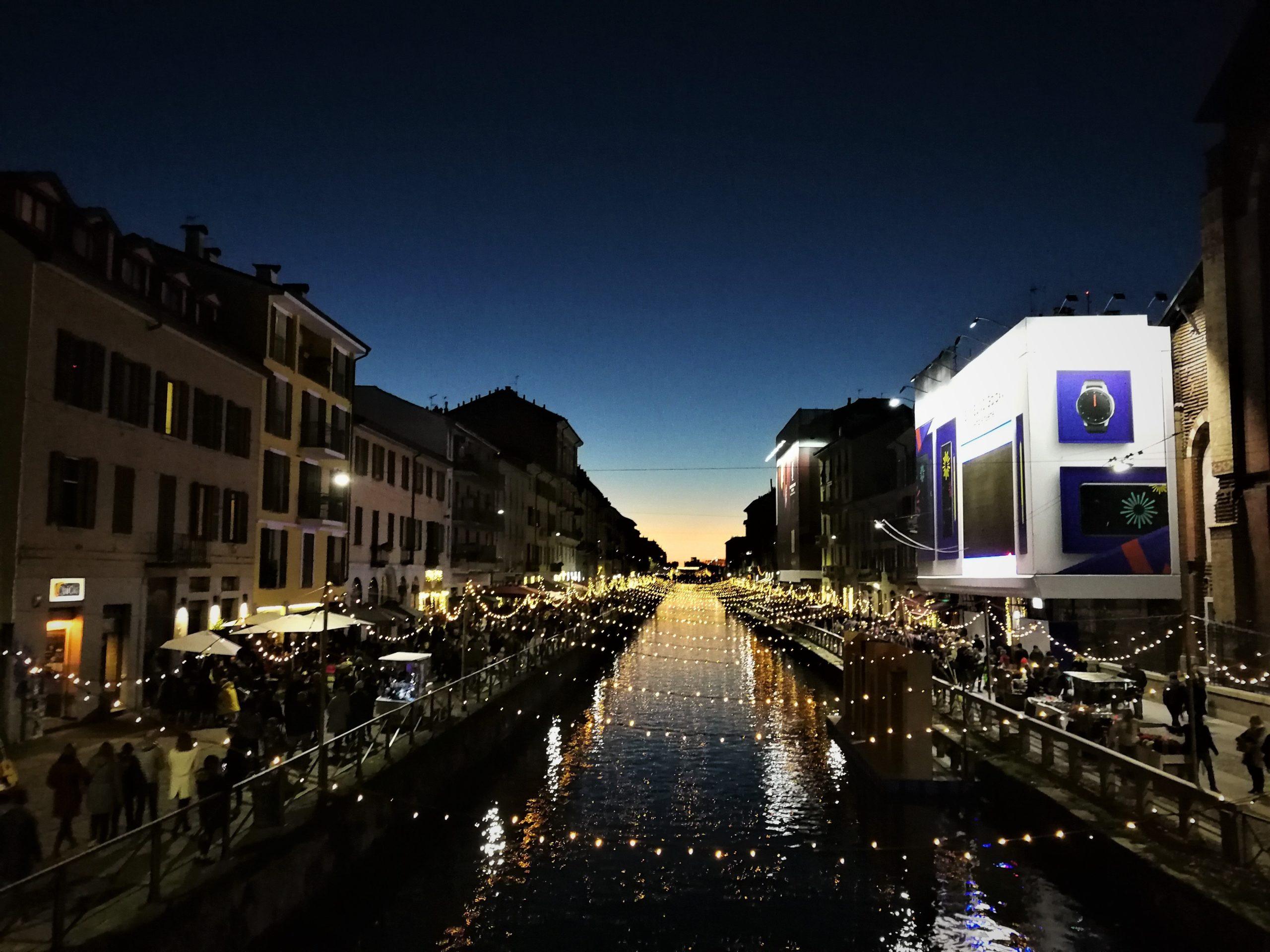 Gli eventi natalizi dell'Associazione culturale Milano in tour